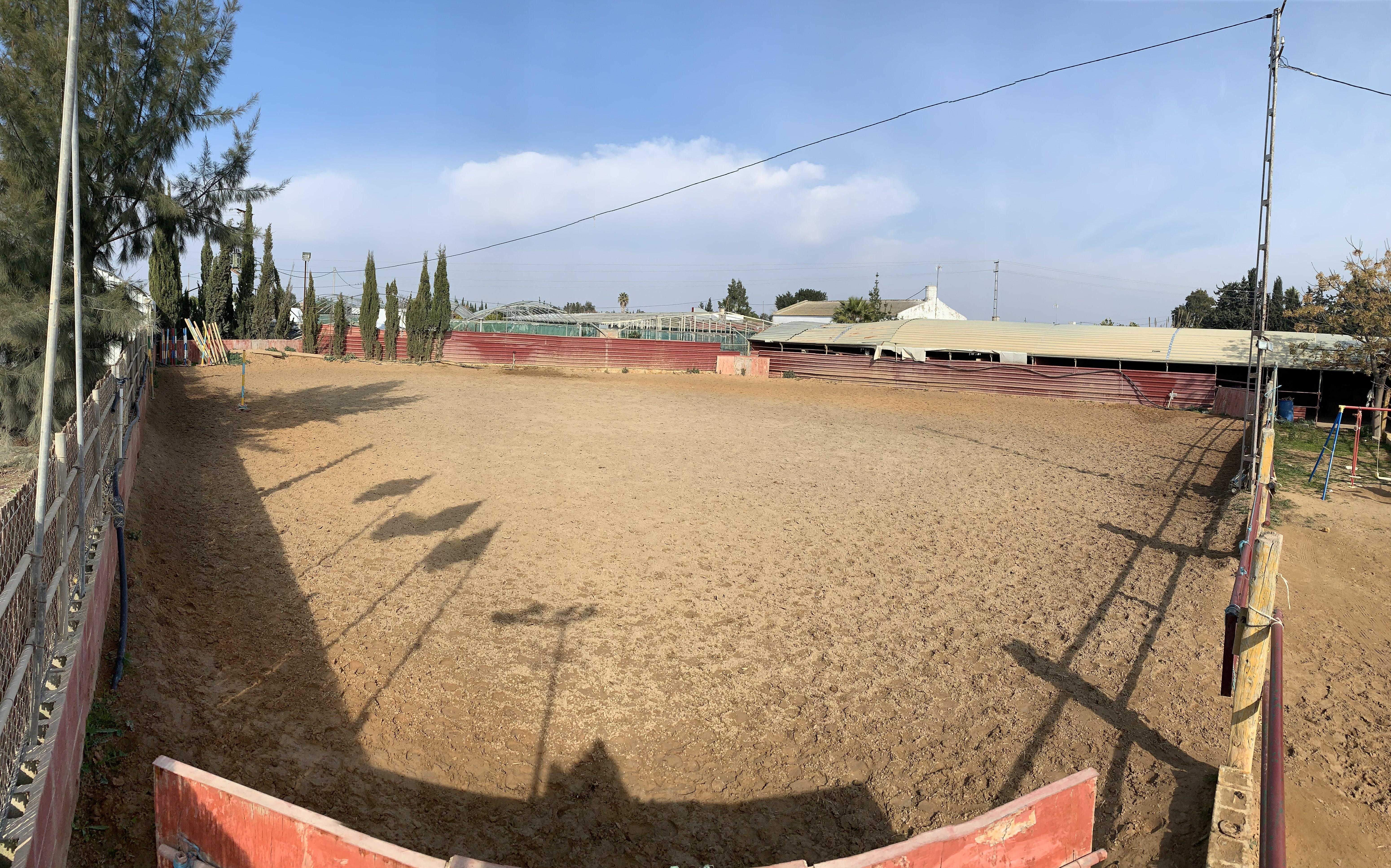 instalaciones pista